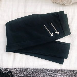 Navy thick legging/pant